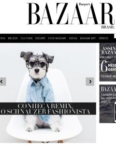 RemixTheDog - Harper's Bazaar Brazil