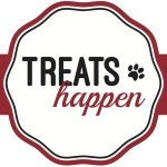 RemixTheDog - Treats Happen Logo