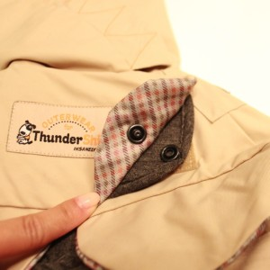 RemixTheDog - Thundershirt Trench Coat Review