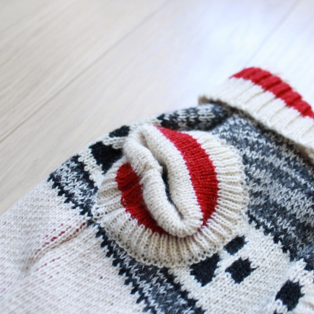 RemixTheDog - Roots x Canada Pooch Sweater 11