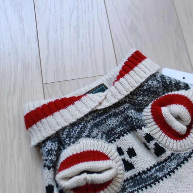 RemixTheDog - Roots x Canada Pooch Sweater 4