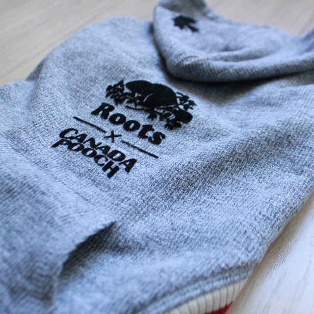 RemixTheDog - Roots x Canada Pooch Sweater 8