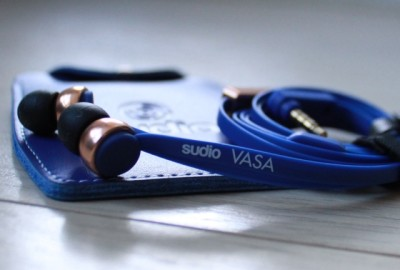 RemixTheDog - Sudio VASA Earphones Review