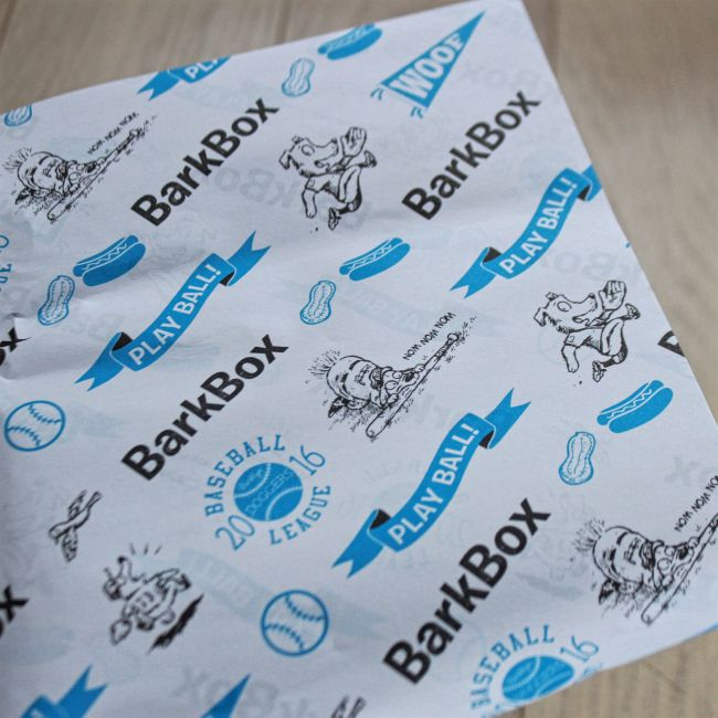 BarkBox April 2016 Review 6